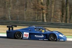 JMB Racing Maserati MC 12: Kutemann, Waaijenberg
