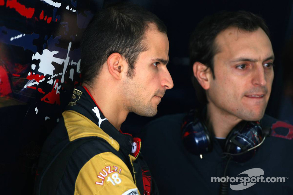 Vitantonio Liuzzi, Scuderia Toro Rosso