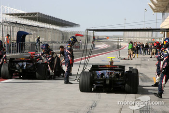 Mark Webber, Red Bull Racing, David Coulthard, Red Bull Racing
