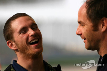 Scott Speed, Scuderia Toro Rosso, Gerhard Berger, Scuderia Toro Rosso, 50% Team Co Owner