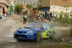 Chris Atkinson and Glenn MacNeall, Subaru WRT Subaru Impreza 2006 WRC