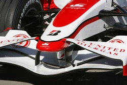 Detail of the Super Aguri F1 SA07