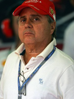Luis Antonio Massa, Father of Felipe Massa