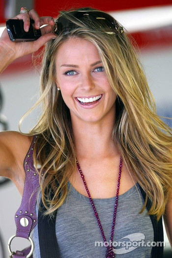 Jennifer Hawkins, Former Miss Universe