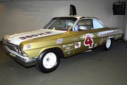 Replica of 1960 NASCAR Grand National Champion Rex White's 1962 Chevrolet Impala