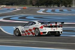 #99 JMB Racing Ferrari F430 GT