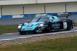 #1 Vitaphone Racing Team Maserati MC 12 GT1: Michael Bartels, Thomas Biagi