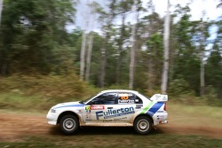 ARC Round 1, Rally Queensland