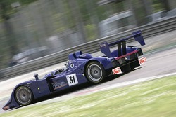 #31 Binnie Motorsports Lola B05/40 - Zytek: William Binnie, Allen Timpany, Chris Buncombe