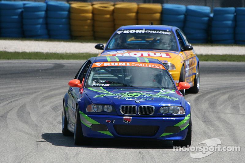 #137 JBS Motorsports Mustang GT: Jim Seafuse, Mark Ackley, Todd Snyder