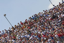 Talladega fans ready for the race