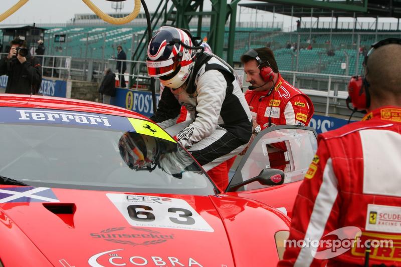 Chris Niarchos, Nigel Mansell