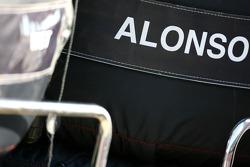 McLaren Mercedes, tyre warmers