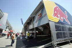 Red Bull Racing and Toro Rosso shop