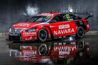 Michael Caruso Nissan livery unveil