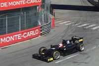 Martin Brundle GP2 Pirelli test