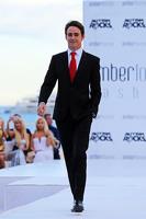 Esteban Gutierrez, Ferrari Test and Reserve Driver at the Amber Lounge Fashion Show