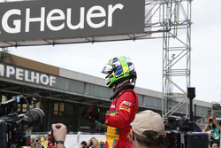Race winner Lucas di Grassi, Audi Sport Team Abt