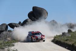 Abdulaziz Al-Kuwari and Marshall Clare, Ford Fiesta RRC