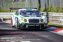 #84 Bentley Team Bentley Continental GT3: Jeroen Bleekemolen, Lance David Arnold, Christian Menzel, Christopher Brück