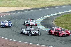 Le Mans June private testing