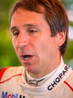 #92 Porsche Team Manthey Porsche 911 RSR: Wolf Henzler
