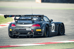 Timo Glock, Alex Zanardi, Bruno Spengler test the BMW Z4 GT3 for ROAL Motorsport