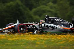 Pascal Wehrlein, Sahara Force India F1 VJM08