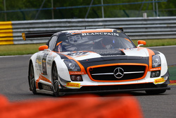 #34 Car Collection Motorsport Mercedes SLS AMG GT3: Peter Schmidt, Miguel Toril, Kenneth Heyer, Jan Seyffarth