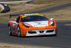 #177 Miller Motor Cars Ferrari 458: Joe Courtney