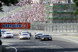 Start: Bruno Spengler, BMW Team MTEK BMW M4 DTM leads