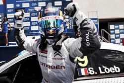 Race winner Sébastien Loeb, Citroën C-Elysée WTCC, Citroën World Touring Car team