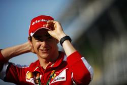 Esteban Gutierrez, Ferrari Test and Reserve Driver