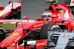 Technical analysis: Ferrari camera mounts