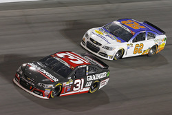 Ryan Newman, Richard Childress Racing Chevrolet and Brendan Gaughan, Richard Childress Racing Chevrolet