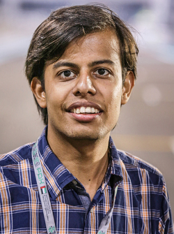Darshan Chokhani, Motorsport.com India editor in chief