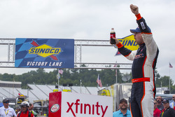 Winner: Denny Hamlin, Joe Gibbs Racing Toyota