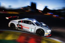 菲尼克斯车队6号奥迪R8 LMS赛车:安德烈·洛特勒、马塞尔·法斯勒、麦克·洛克菲勒