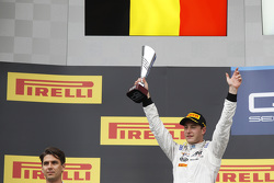 Second place Stoffel Vandoorne, ART Grand Prix