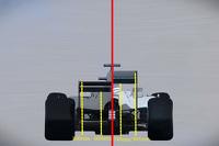 Comparação do carro atual com o modelo 2017 da F1