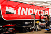 IndyCar hauler
