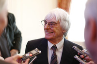 Bernie Ecclestone, CEO, Formula One group