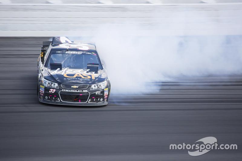 Alex Kennedy, Chevrolet spins