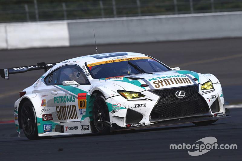 Lexus Rc F 0 60 >> #60 Syntium LM corsa Lexus RC F: Akira Iida, Hiroki Yoshimoto at Fuji II - Super GT Photos