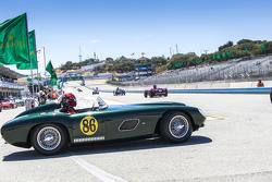 Ron Laurie, 1955 Jaguar Hagemann Special