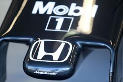 McLaren MP4-30 neus