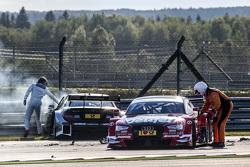 Christian Vietoris, HWA AG Mercedes-AMG C63 DTM and Miguel Molina, Audi Sport Team Abt Audi RS 5 DTM