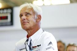 Matthias Müller, Chairman of the Executive Board of Porsche AG
