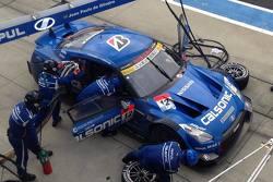 #12 Nissan Motorsports: Hironobu Yasuda, Joao Paulo de Oliveira