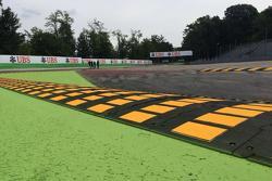 Lotus team track walk